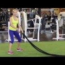 Fat Burning Workouts: 60 Second Total Body Blast