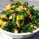 Tropical Mango Kale Salad