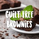 Melt In Your Mouth Guilt-Free Brownies
