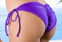 bikini butt