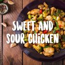 Sweet and Sour Crock-Pot Chicken