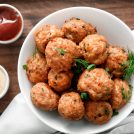 Quick Turkey Meatballs
