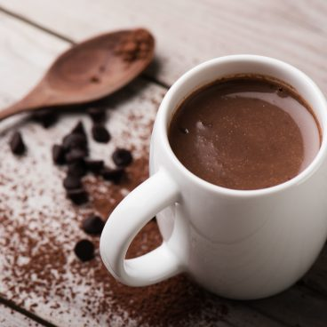 cacao bliss hot chocolate