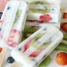Rich And Creamy Breakfast Popsicles