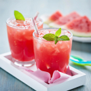 Sweet and Refreshing Watermelon Juice