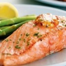 Easy Honey Salmon Foil