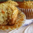 Yummy Carrot and Apple Muffins