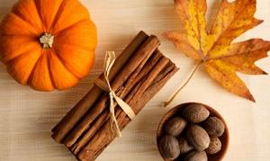FI-fall-still-life-maple-leaf-pumpkin-spice-Getty-Images