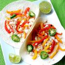 Festive Tilapia Tacos