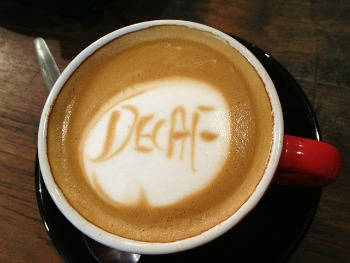 decaf COFFEE fi1 How Many Milligrams Are In A Cup Of Coffee