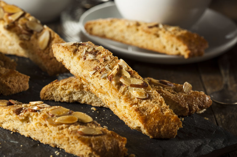 blissfully delicious biscotti