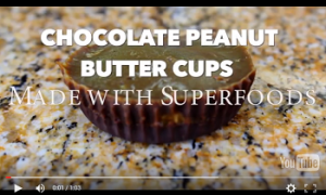 Superfood Peanut Butter Cups
