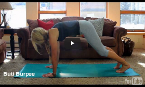 Tighten and Tone Your Glutes