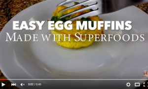 Egg Muffins For One