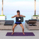 90 Second Morning Abundance Stretch