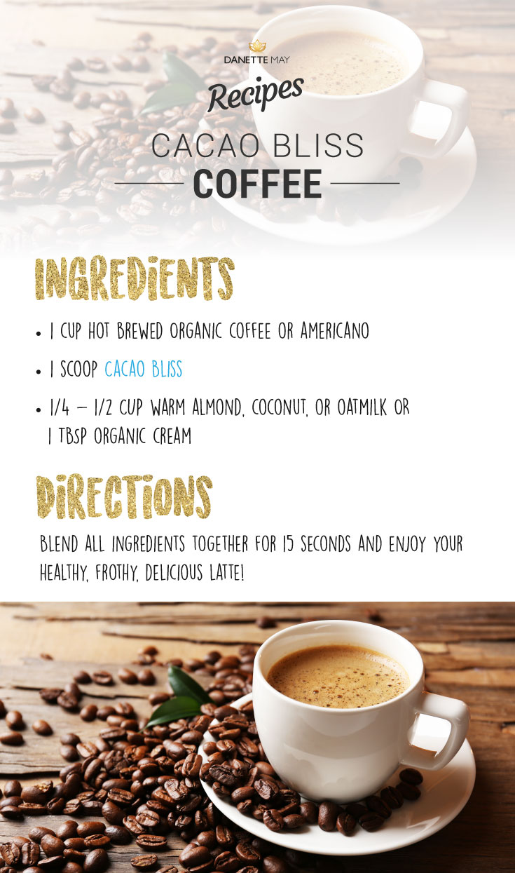 cacao coffee recipe