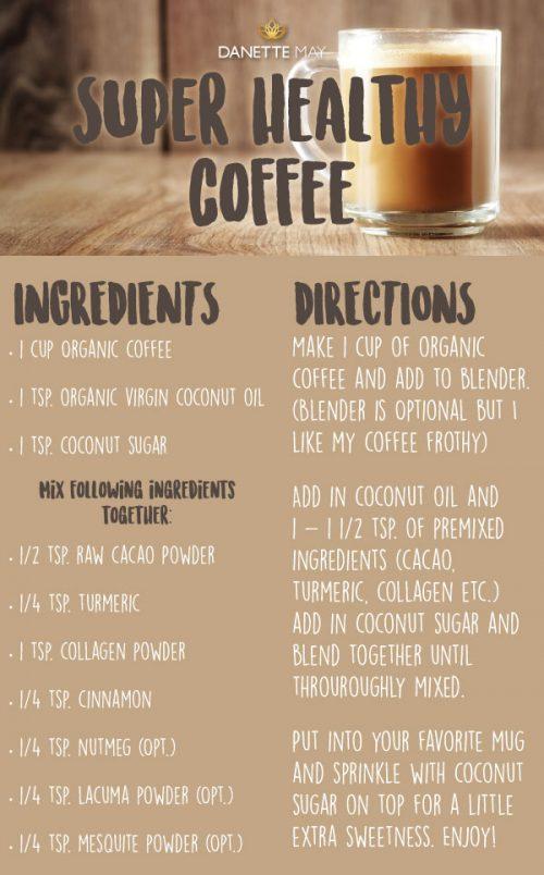 Super Healthy Coffee
