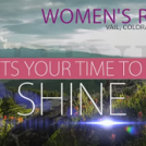 Danette May's 2017 Women's Vail Retreat