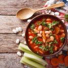 Skinny Minnie Minestrone Soup