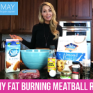Yummy Fat Burning Meatball Recipe
