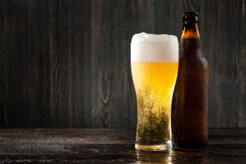 beer makes triglycerides higher