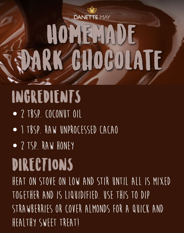 dark chocolate recipe
