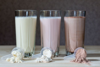 protein drinks best workout meals