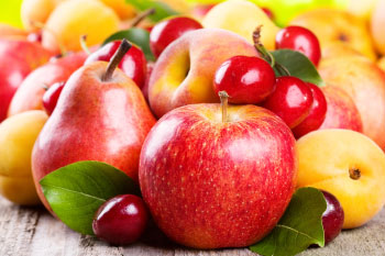 apples cherries and pears glycemic index lose weight