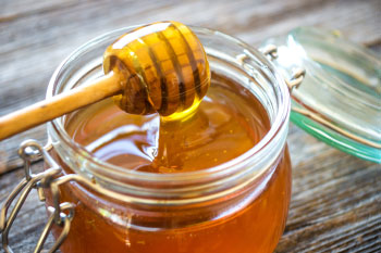 honey natural antibiotics kitchen