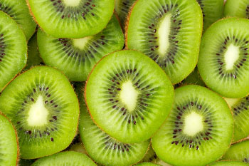 eat kiwi sleep