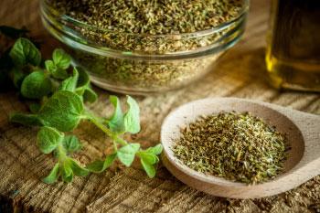 dried oregano benefits