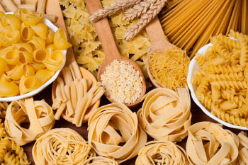 various uncooked pasta American Heart Association Wrong Saturated Fats