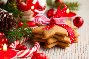 holiday cookies and sweets reasons gain weight winter