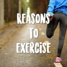 Why You Need to Start Exercising Now! (It's Not All About Weight Loss)