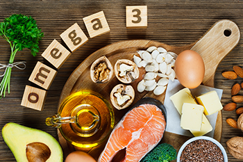 food rich in omega 3 nutrient deficiencies over 40
