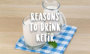 glass pitcher kefir recipe benefits health