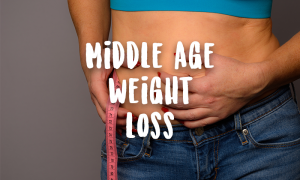 woman belly weight loss tips aging