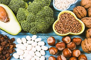 natural products rich vitamin b