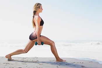 woman exercise strong bones kefir recipe health benefits