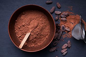 food swap healthier raw cacao magnesium rich