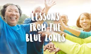 healthy senior friends live longer