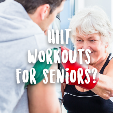 HIIT for seniors