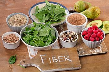 fiber helps weight loss