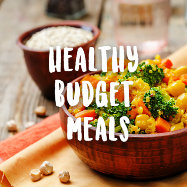 budget friendly healthy meals recipes