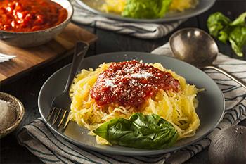 spaghetti squash recipe budget friendly meals