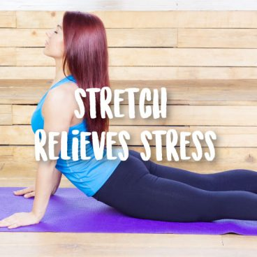 stretch relieves stress