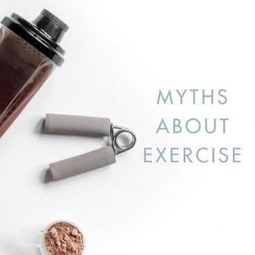 myths about exercise