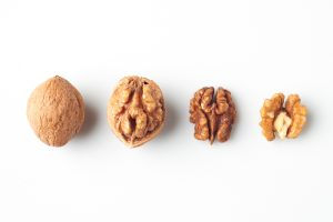 walnuts shrinking in size