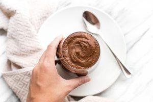 cacao pudding