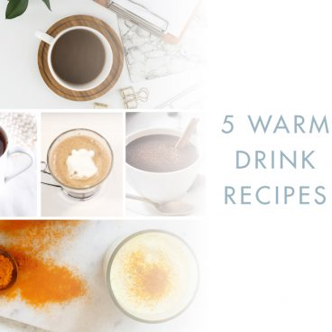 Danette May's 5 Warm Drink Recipes
